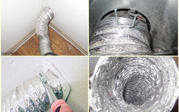 Clean Your Dryer Vent in 3 Steps