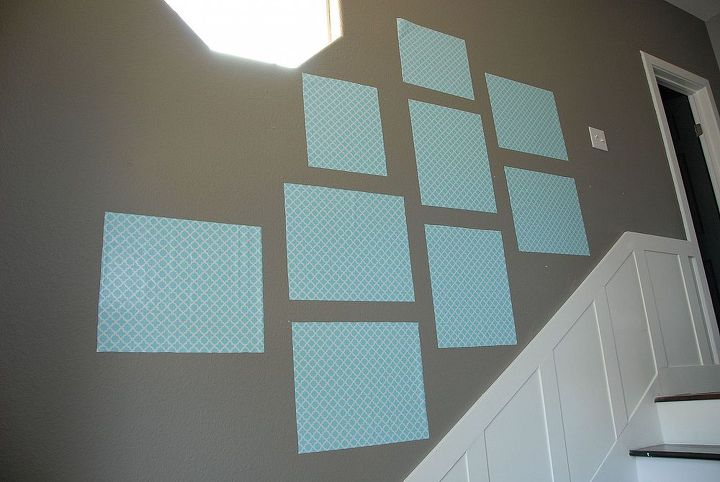 Step 3: Layout Your Photo Wall.