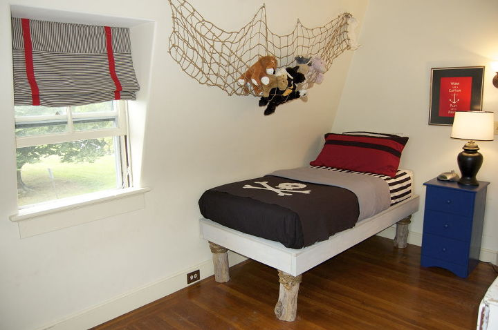DIY Pirate Bedroom Redo | Hometalk
