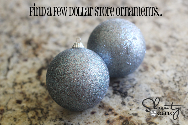 revamp your outdated christmas ornaments easy, christmas decorations, seasonal holiday decor