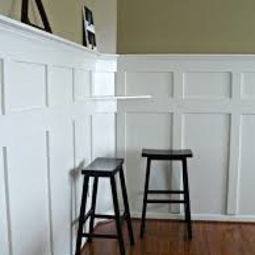 """keep in mind bar stools like the ones shown are generally about 24"""" high, so this would be about a 48"""" height."""
