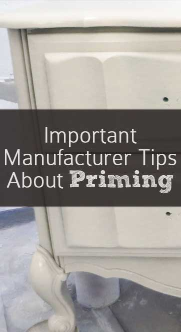 before priming your furniture know these manufacturer tips, painted furniture