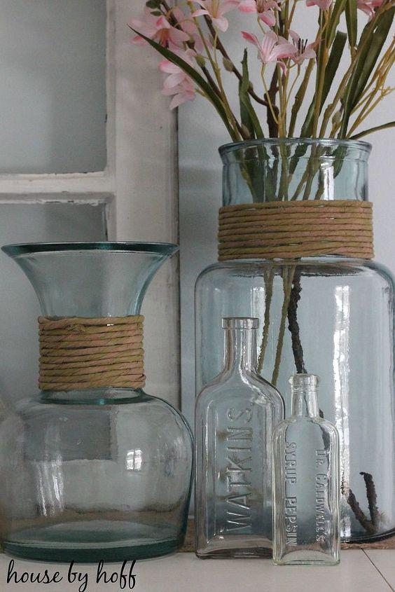 Vintage glass...love!