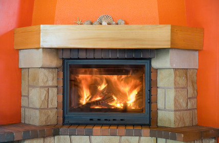 how to prevent a smoky fireplace, fireplaces mantels, home maintenance repairs, how to