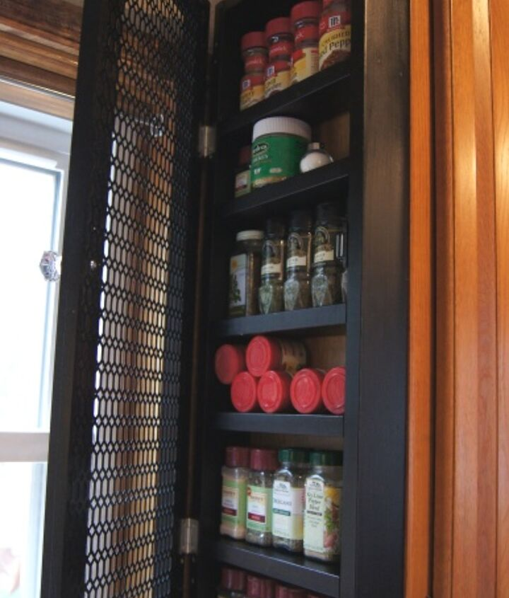 Perfect for organizing my spices!