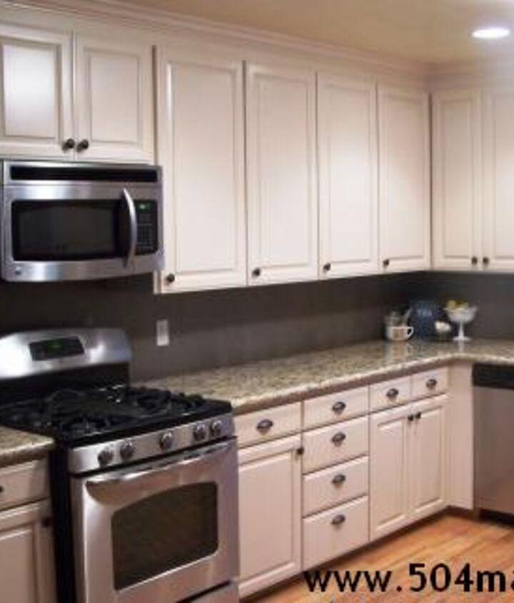 Our pretty new kitchen!
