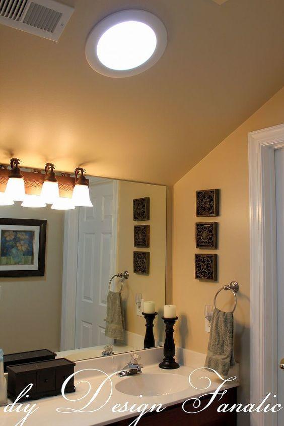 Solar Tube For The Upstairs Bathroom | Hometalk