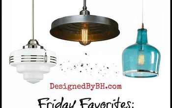 friday favorites indoor pendant lighting, home decor, lighting, Indoor Pendant Lighting Inspiration for the home