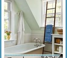farmhouse bathrooms, bathroom ideas, diy, flooring, home decor, how to, repurposing upcycling, Six Elements of a Farmhouse Bathroom
