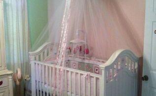 ladybug crib canopy, bedroom ideas, crafts, home decor