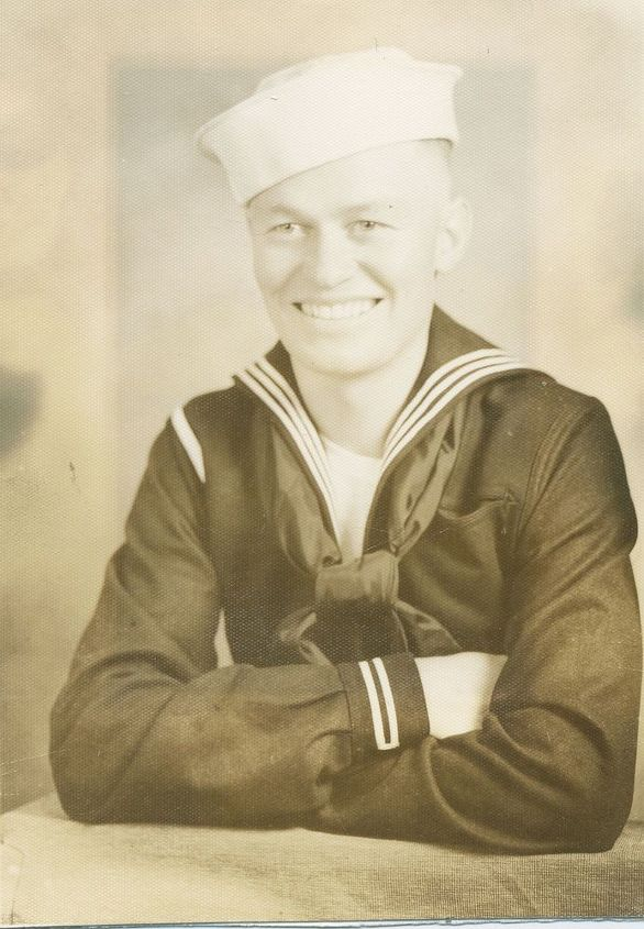 United States navy. WWII. Learned invaluable skills,