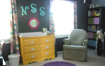 baby nursery, bedroom ideas, home decor, painted furniture, Baby Nursery