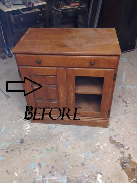 what i drug home, painted furniture
