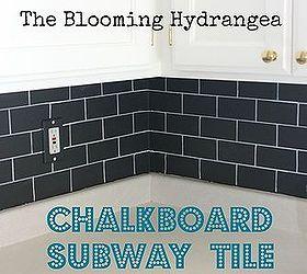 Fine 16 Ceiling Tiles Small 1930 Floor Tiles Solid 2 X 2 Ceiling Tile 2 X 8 Glass Subway Tile Youthful 2X4 Ceiling Tiles Red2X4 Ceiling Tiles Cheap Chalkboard Subway Tile Backsplash For Less Than $20 | Hometalk