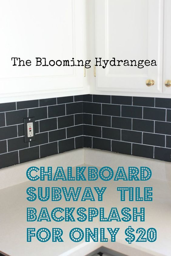 An easy and cheap alternative to a boring painted back splash area.  We aren't ready to tile our back splash yet but I wanted something fun to look at and decided to make my own fake tile.