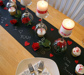 diy valentine s day table painted furniture seasonal holiday decor valentines day ideas & DIY Valentineu0027s Day Table | Hometalk