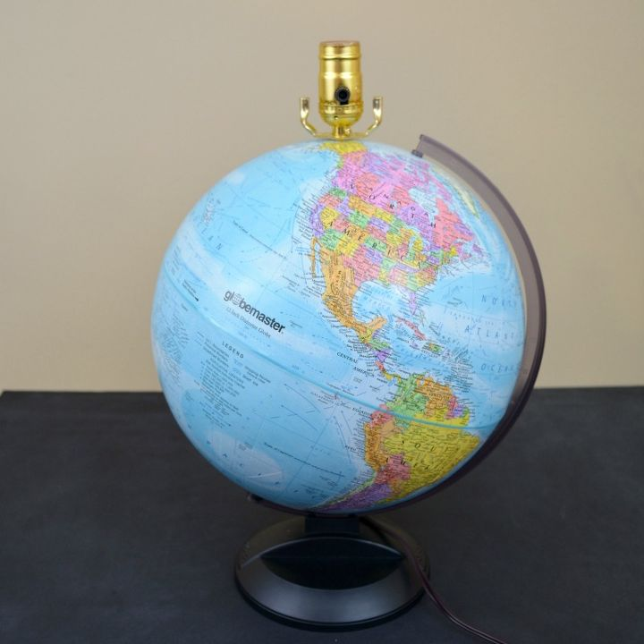 earthday upcycle how to turn almost anything into a lamp, crafts, home decor, lighting, repurposing upcycling