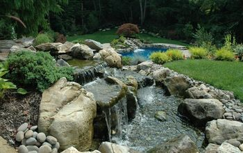 When an Outdoor Oasis Includes More Than a Pool