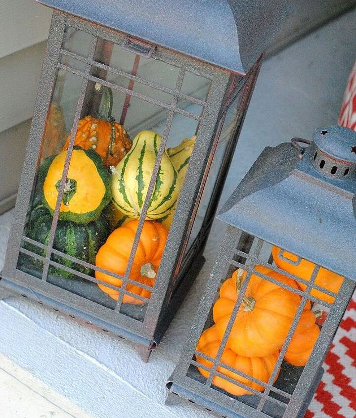 fall front porch, curb appeal, outdoor living, seasonal holiday decor