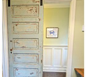 Attrayant Sliding Barn Doors Barn Door Hardware, Doors, This Reclaimed Wooden Door  Offers A Nice