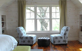 5 ways to use slipper chairs, home decor, living room ideas, painted furniture, Bedroom Got a big master suite Create a conversation area in a nook or bay window with an end table lighting and a pair of chairs Pull a couple of slipper chairs up to the end of a bed usually a bench for a sophisticated look