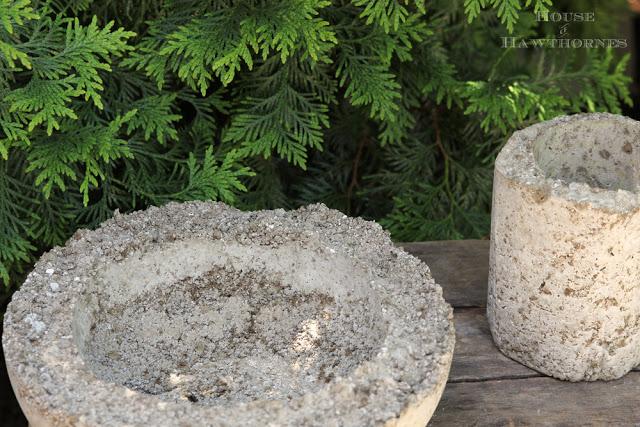 Making Lightweight Hypertufa Planters   Hometalk