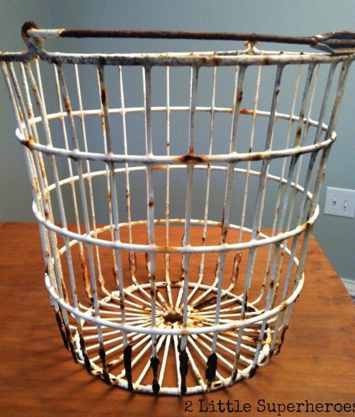 Egg Basket $20 at antique store.