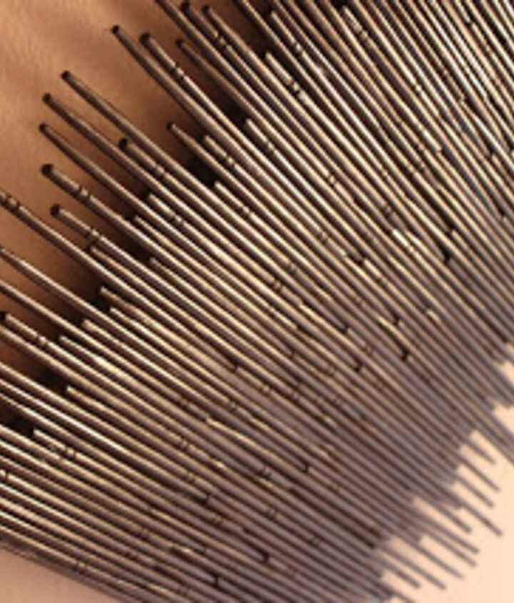 """It was wall art made out of chopsticks. I loved the Asian and """"Zen"""" look it had."""