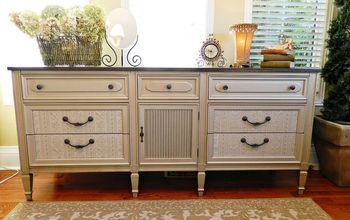 Elegant Vintage Dresser