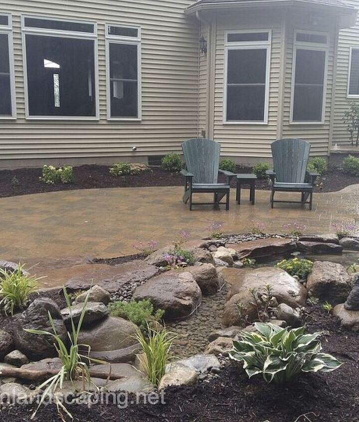 Paver Patio Installations in Rochester NY