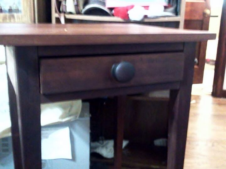 q 4 amazing finds in my own attic, painted furniture
