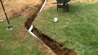 , Surface Drainage System Drainage Solutions
