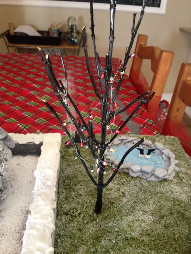 Haunted Christmas Tree