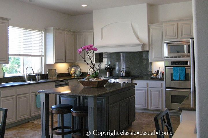 painting stained kitchen cabinets, home decor, kitchen cabinets, kitchen design, painting