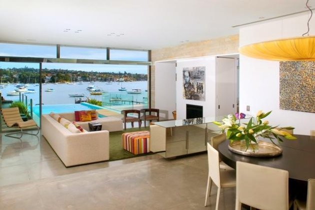 harbour house in sydney by sjb architects, architecture, home decor, outdoor living