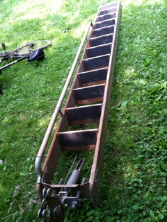 I Have An Antique Rolling Ladder Hometalk