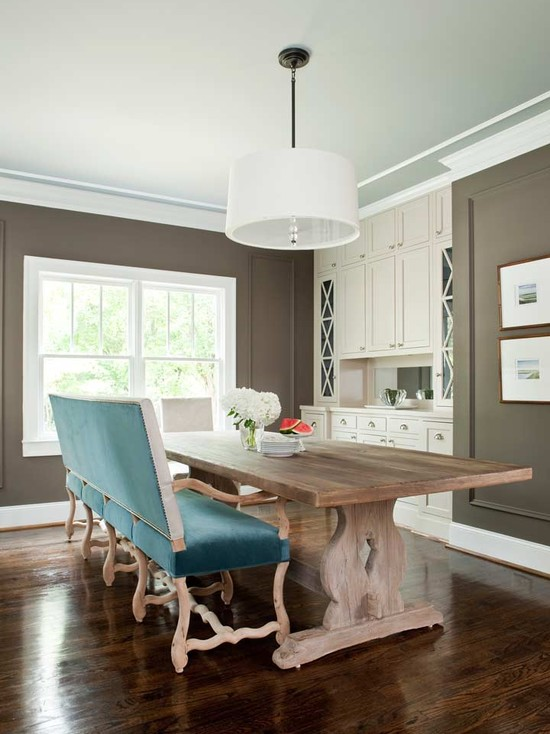 Taupes work well in any room and you can add any color of artwork or furnishings to give that extra pop!