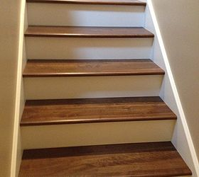 Merveilleux Adding Wood Stairs Hometalk. Diy Carpet Removal