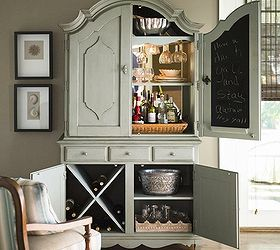 Q Repurposing Armoire What Is Your Favorite Use, Painted Furniture,  Repurposing Upcycling, Wine