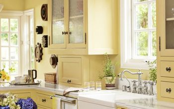 6 Colorful Kitchens We Love