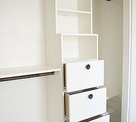 Diy Closet Kit For Under 50, Closet, Organizing, Shelving Ideas, Storage  Ideas