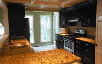 A Complete Kitchen Renovation, on an Extreme Budget.