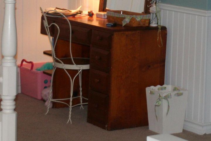 """Before"" 60's era desk"