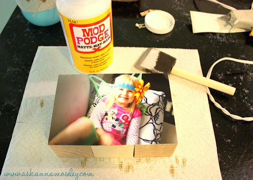 diy picture blocks a memorable gift that won t break the budget, crafts, decoupage