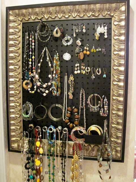 and jewelry holder...