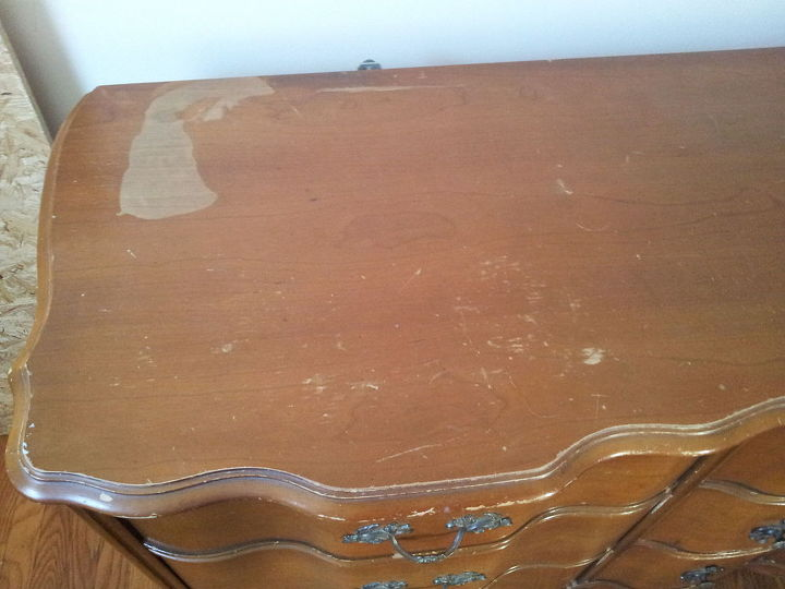 gorgeous before and after refinished dresser, chalk paint, painted furniture