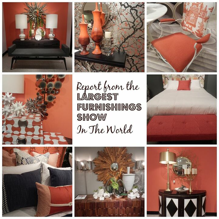 report on the new stuff at high point market home furnishings show, home decor